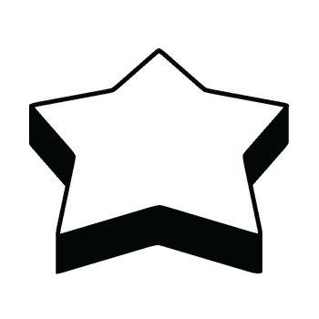 Sticker deco Star VIII [Étoile]