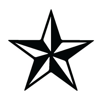 Sticker deco Star VII [Étoile]