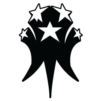 Sticker deco Star IV [Étoile]