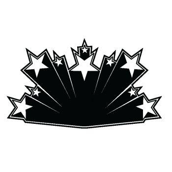 Sticker déco Star I [Étoile]