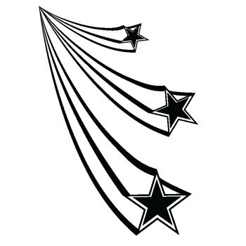 Sticker déco Star III [Étoile]