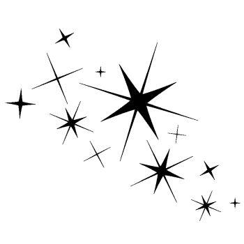 Sticker déco Star XI [Étoile]