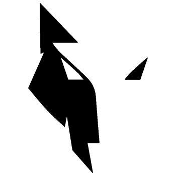 Sticker Westfield Logo II