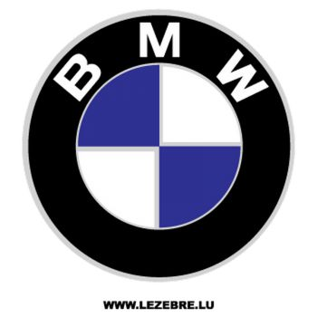 BMW Logo Decal