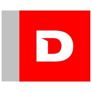 Sticker Derbi Logo 1
