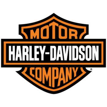 Harley Davidson Company Decal