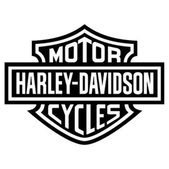 Sticker Harley Davidson Logo classique ★