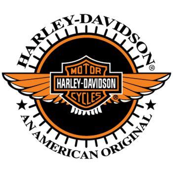 Harley Davidson Logo #6 Decal