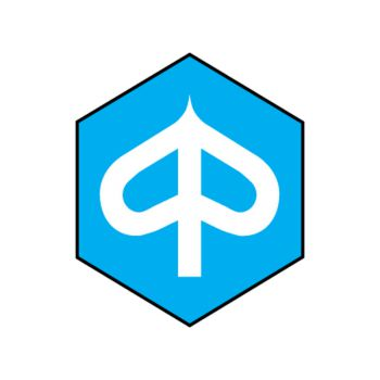 Piaggio Logo #2 Decal