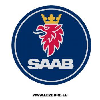 Saab Logo Decal 2