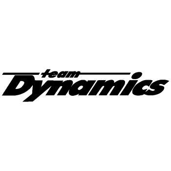 Team Dynamics Wheels Logo Decal