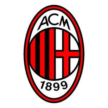 AC Milan colors Decal