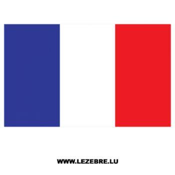 Sticker Drapeau France