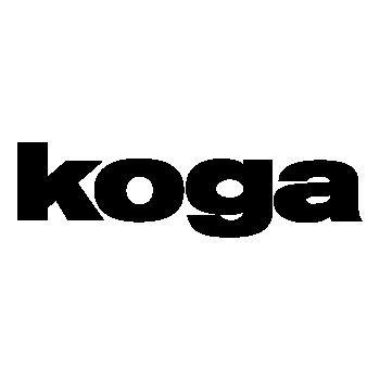 Stencil Koga Logo