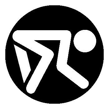 Stencil Koga Logo II