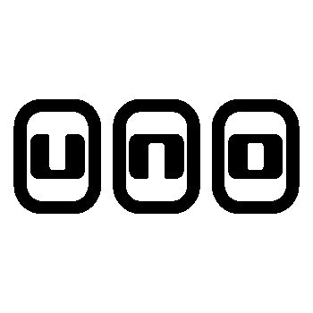 Stencil Fiat Uno