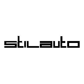 Stencil Stilauto Wheels Logo II (Jantes)
