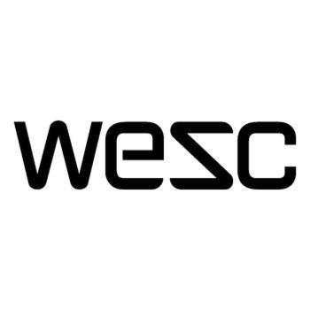 Pochoir WESC Logo