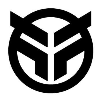 Schablone Bundes BMX Logo