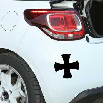 Stencil Citroën DS3 Celtic Cross