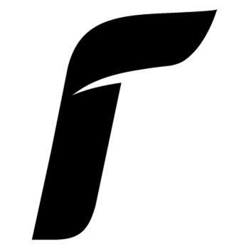 Pochoir Rizoma Logo III