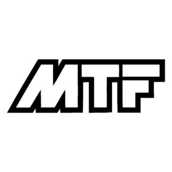 Pochoir MTF Moto Logo