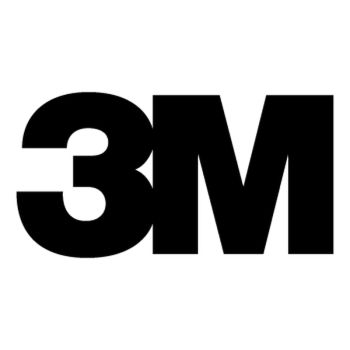 Stencil 3M Logo