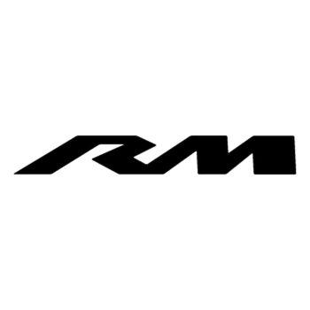 Pochoir Suzuki RM Logo 2013
