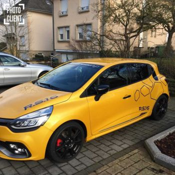 Renault Clio R.S. 16 Decals Kit [Replica]