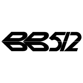Sticker Ferrari BB 512 Classic