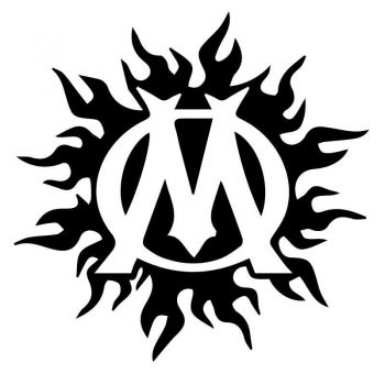 Olympique de Marseille Sun Decal