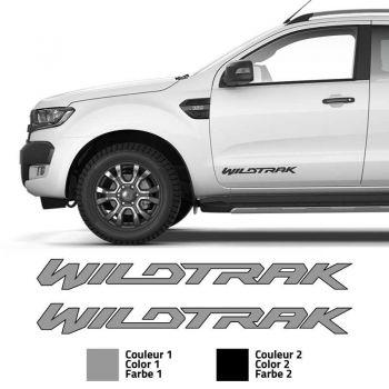 Kit Stickers Portes Ford Ranger Wildtrak