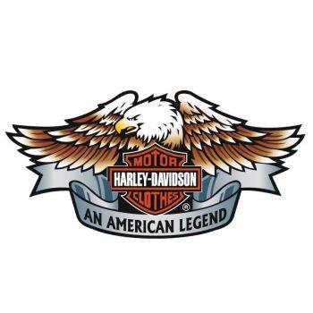 Harley-Davidson American Legend Motorcycles Decal