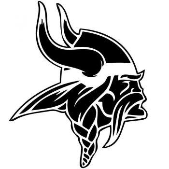 Sticker Viking
