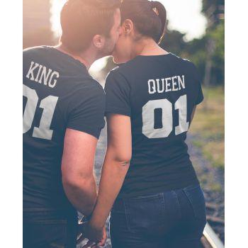 Tee-shirt Femme Queen 01