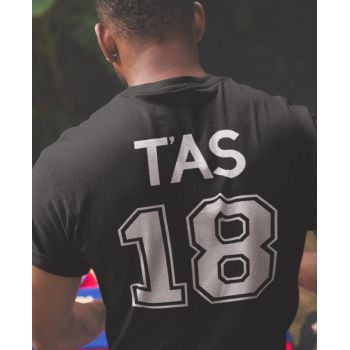 Tee T'AS 18 ans ?