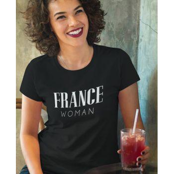 Tee-shirt France Woman