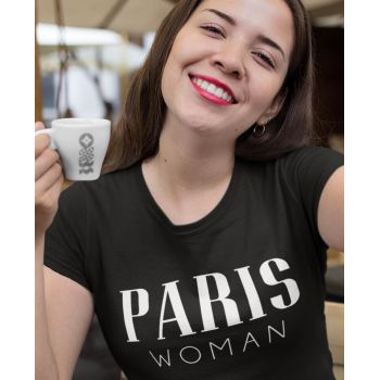 Tee-shirt Paris Woman