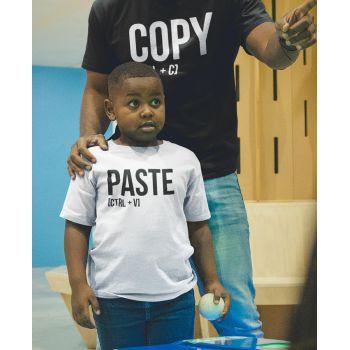 Tee-shirt PASTE [CTRL + V] [Enfant]