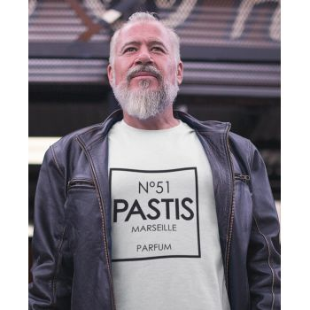 Tee-shirt N°51 Pastis Marseille Parfum