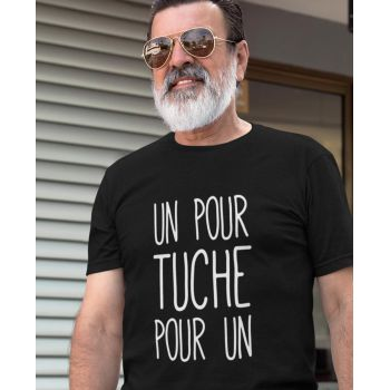 Tee-shirt Un pour TUCHE pour Un