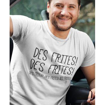 Tee-shirt Les Tuche - Des Frites !