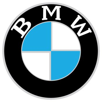 Sticker BMW Logo Ancien