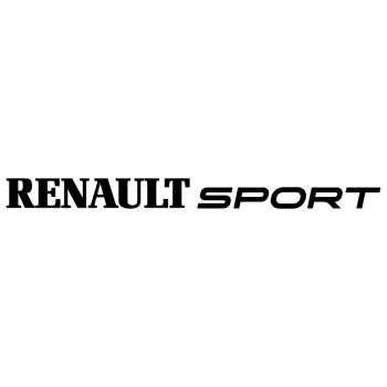 Decal Renault Sport Model #2