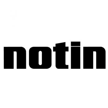 Notin logo Camping car Decal