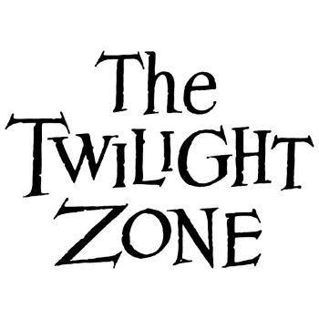 The Twilight Zone Decal