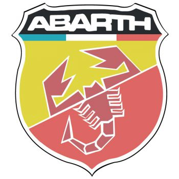 Sticker Fiat Abarth Logo