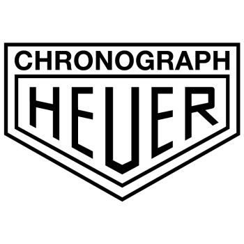 Chronograph Heuer Decal [3rd model]