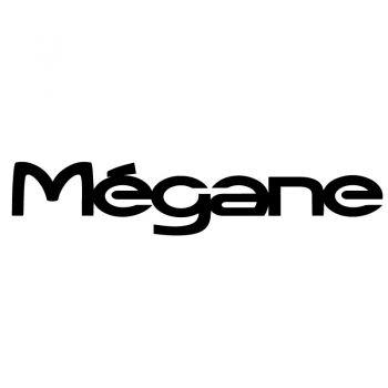 Renault Mégane Logo Decal