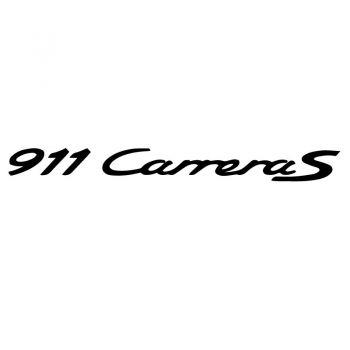 Porsche 911 Carrera S Decal
